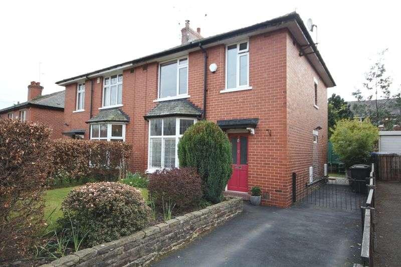 3 Bedrooms Semi Detached House for sale in FIELDHEAD AVENUE, Bamford, Rochdale OL11 5JU