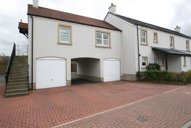 1 Bedroom Flat for rent in Mallots View, Newton Mearns, East Renfrewshire