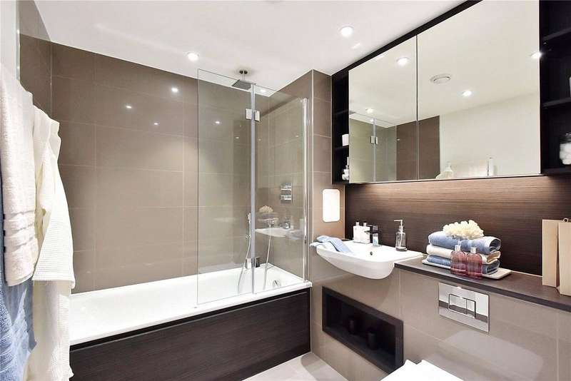 3 Bedrooms Flat for sale in Enderby Wharf, Greenwich, London