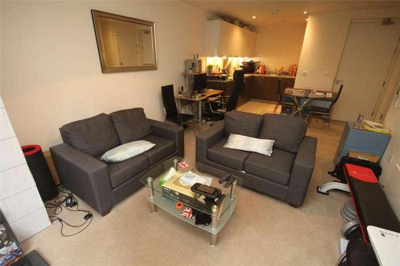 1 Bedroom Flat for sale in Spectrum, Block 9, Blackfriars Road, Salford, M3