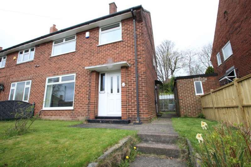 3 Bedrooms Semi Detached House for sale in TINSHILL AVENUE, LEEDS, LS16