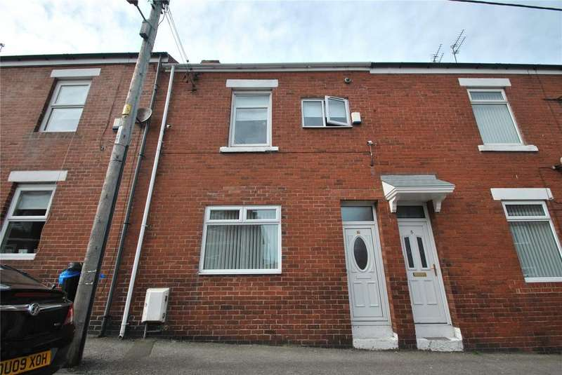 3 Bedrooms Terraced House for sale in Mount Stewart Street, Seaham, Co Durham, SR7
