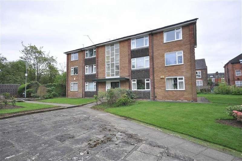 2 Bedrooms Flat for sale in Barlow Moor Court, West Didsbury, Manchester, M20