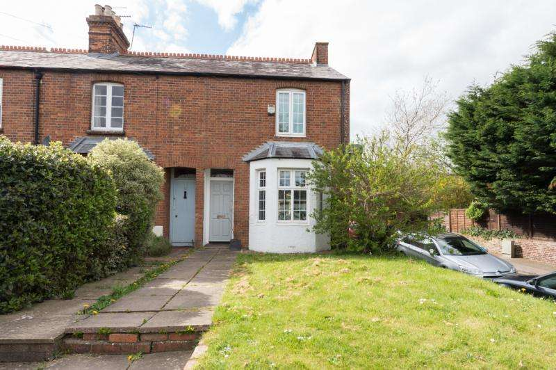 2 Bedrooms Semi Detached House for sale in Cowley Road, Littlemore, Oxford, Oxfordshire