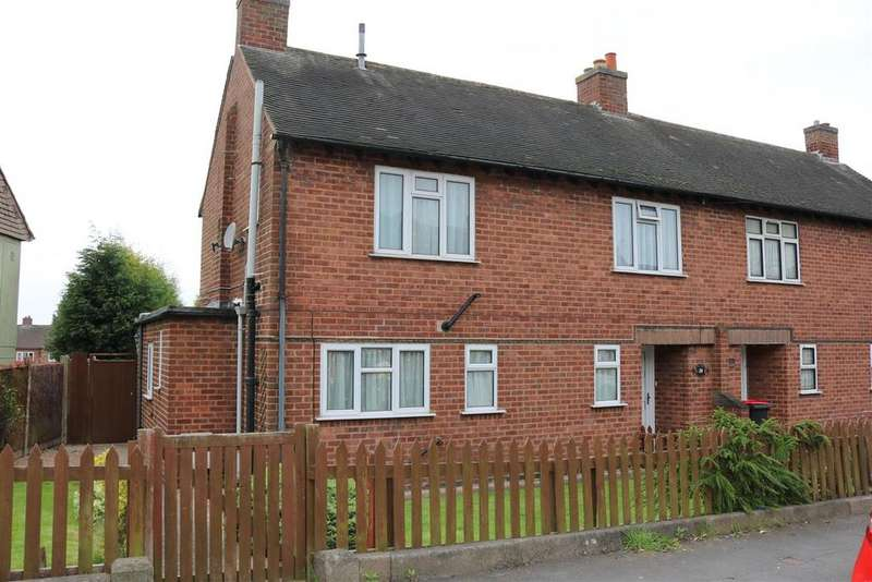 3 Bedrooms Semi Detached House for sale in Coppice Drive, Dordon, Tamworth