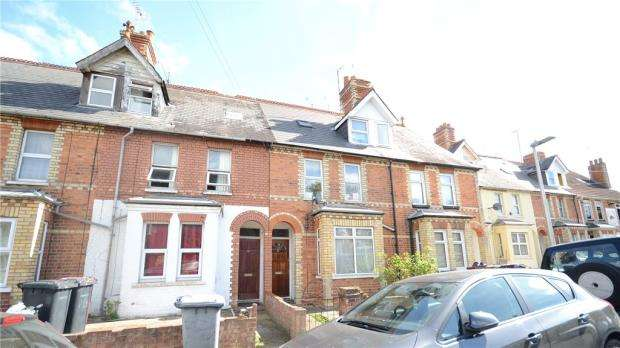4 Bedrooms Terraced House for sale in St. Peters Road, Reading, Berkshire