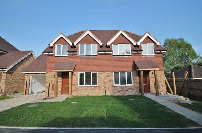 2 Bedrooms Semi Detached House for sale in London Road, Ashington
