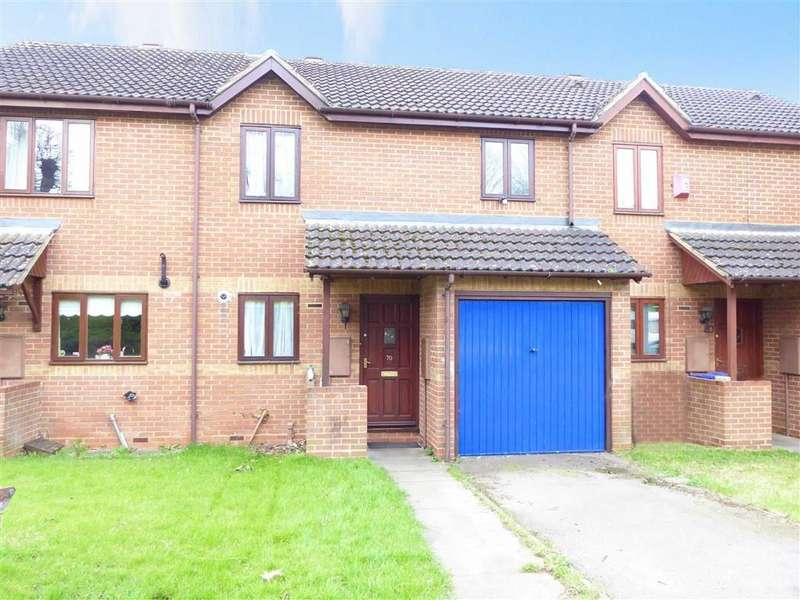 3 Bedrooms Terraced House for sale in Parklands, Banbury