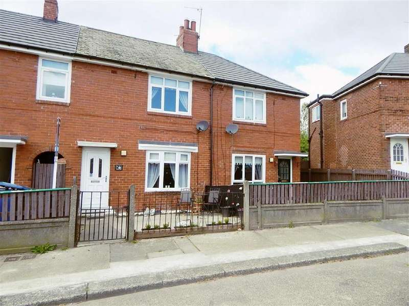 2 Bedrooms Terraced House for sale in Stockwell Green, Walkergate, Newcastle, NE6