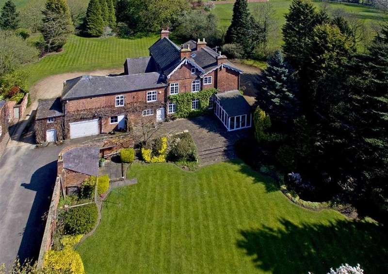 7 Bedrooms Detached House for sale in Seisdon House, Post Office Road, Seisdon, Wolverhampton, South Staffordshire, WV5