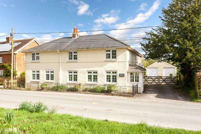 5 Bedrooms Detached House for sale in Odstock, Salisbury, SP5