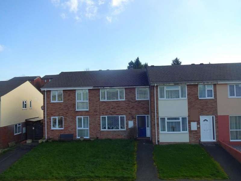 3 Bedrooms Terraced House for sale in Brimmon Close, Newtown, Powys