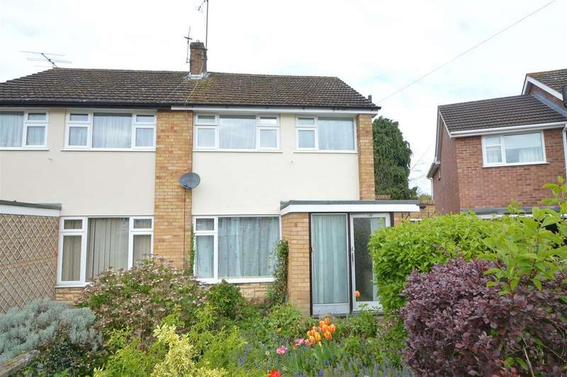 2 Bedrooms Semi Detached House for sale in 196 Crowmere Road, Shrewsbury SY2 5LD