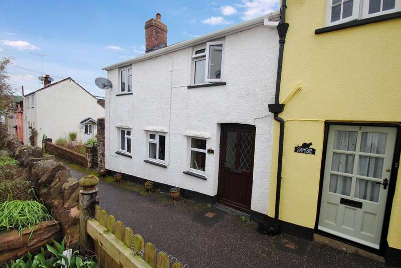 2 Bedrooms Semi Detached House for sale in Newgate Lane, Wiveliscombe