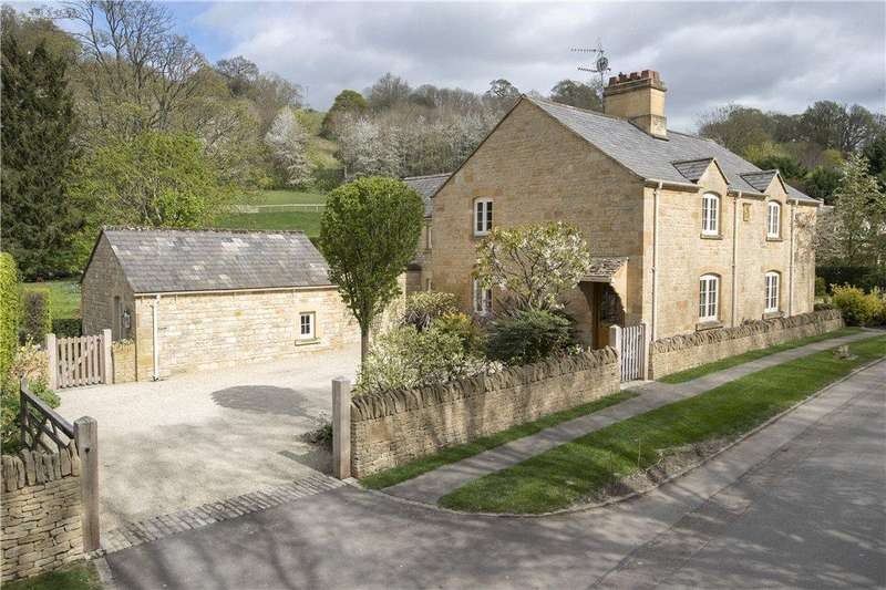 3 Bedrooms Cottage House for sale in Main Street, Buckland, Nr Broadway, Worcestershire, WR12