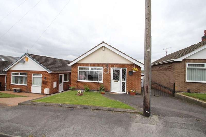 2 Bedrooms Bungalow for sale in Roderick Avenue, Kirkby-in-Ashfield