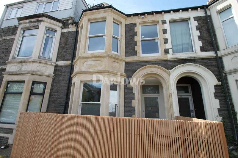 2 Bedrooms Flat for sale in Leckwith Road, Canton