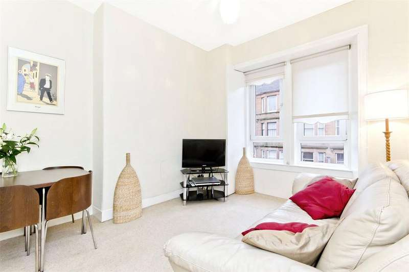1 Bedroom Flat for sale in 3/2, 118 Dumbarton Road, Partick, Glasgow, G11