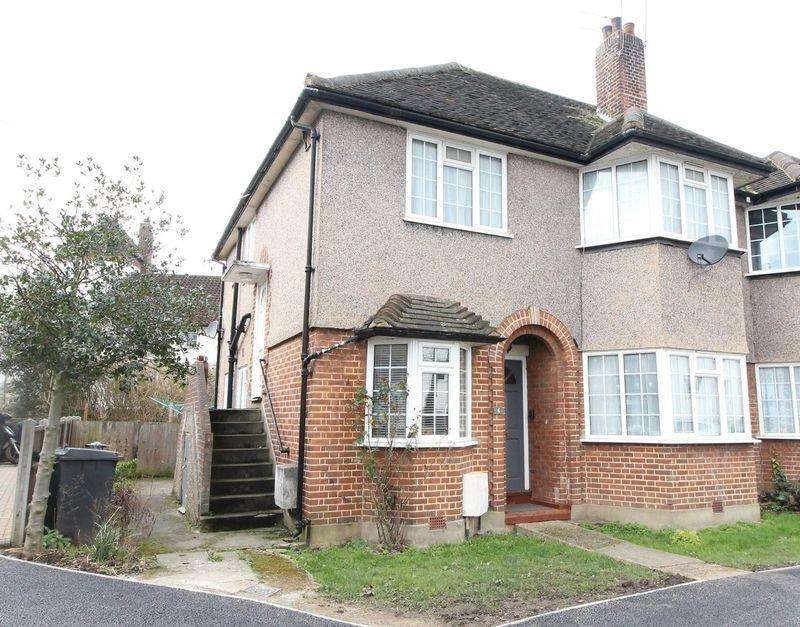 2 Bedrooms Maisonette Flat for sale in Welbeck Close, North Finchley