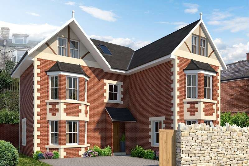 4 Bedrooms Detached House for sale in Brand New Build