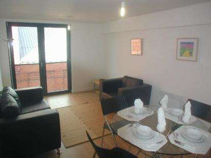 1 Bedroom Flat for sale in Southside, St. John's Walk, Birmingham, West Midlands