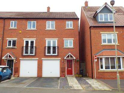 3 Bedrooms End Of Terrace House for sale in Marshall Crescent, Wordsley, Stourbridge, West Midlands