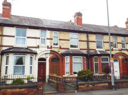 3 Bedrooms Terraced House for sale in Crosfield Street, Warrington, Cheshire