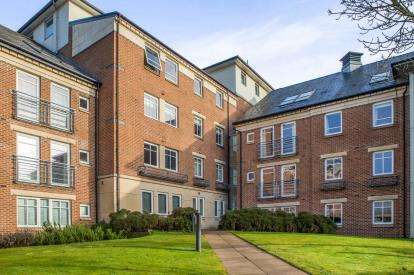 2 Bedrooms Flat for sale in Fulford Place, Hospital Fields Road, North Yorkshire, England