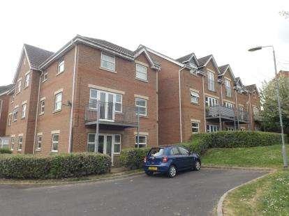 2 Bedrooms Flat for sale in Jubilee Close, Salisbury, Wiltshire