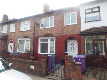 3 Bedrooms Terraced House for sale in Dovercliffe Road, Old Swan, Liverpool, Merseyside, L13