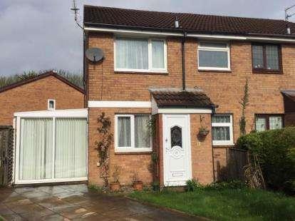 1 Bedroom Flat for sale in Croft Bank, Penwortham, Preston, PR1