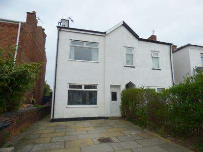 2 Bedrooms Semi Detached House for sale in Kew Road, Birkdale, Southport, Merseyside, PR8