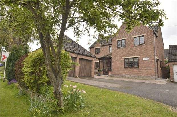 4 Bedrooms Detached House for sale in Stoke Road, Bishops Cleeve, GL52 8RP