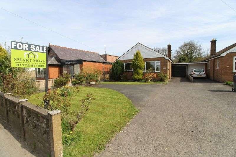 4 Bedrooms Detached Bungalow for sale in Hesketh Lane, Tarleton, Preston