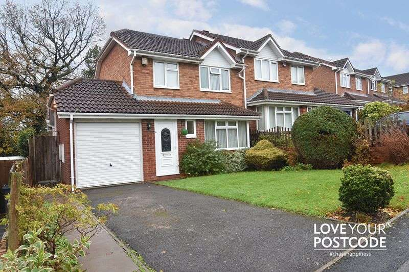 3 Bedrooms Semi Detached House for sale in Cutlers Rough Close, Birmingham B31 1LX