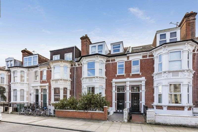 5 Bedrooms Terraced House for sale in Whitwell Road, Southsea