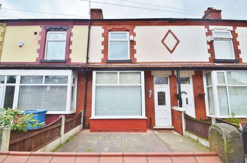 3 Bedrooms Terraced House for sale in Worsley Road, Manchester