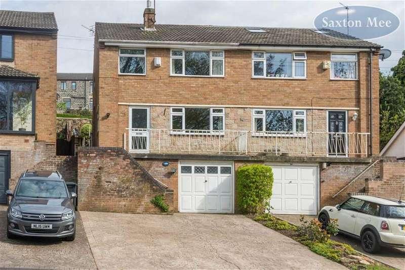 3 Bedrooms Semi Detached House for sale in Walkley Bank Road, Rivelin, Sheffield, S6