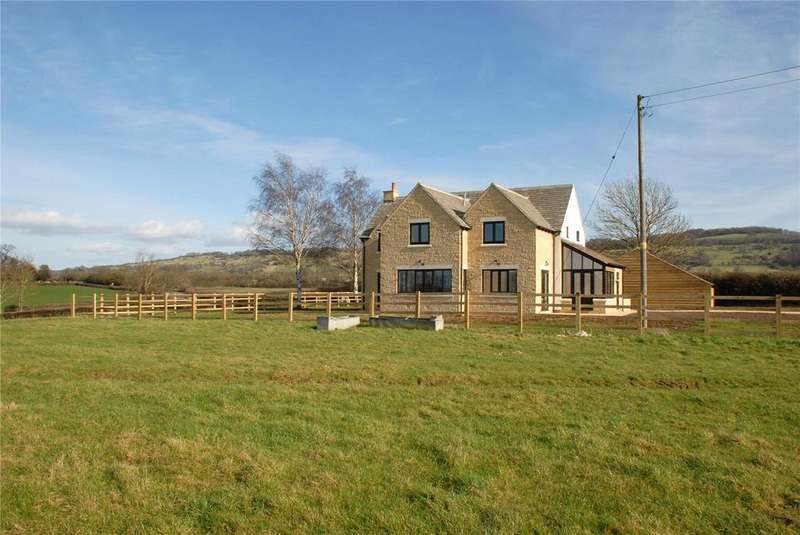 4 Bedrooms Detached House for sale in Cheltenham Road, Stanton, Gloucestershire, WR12