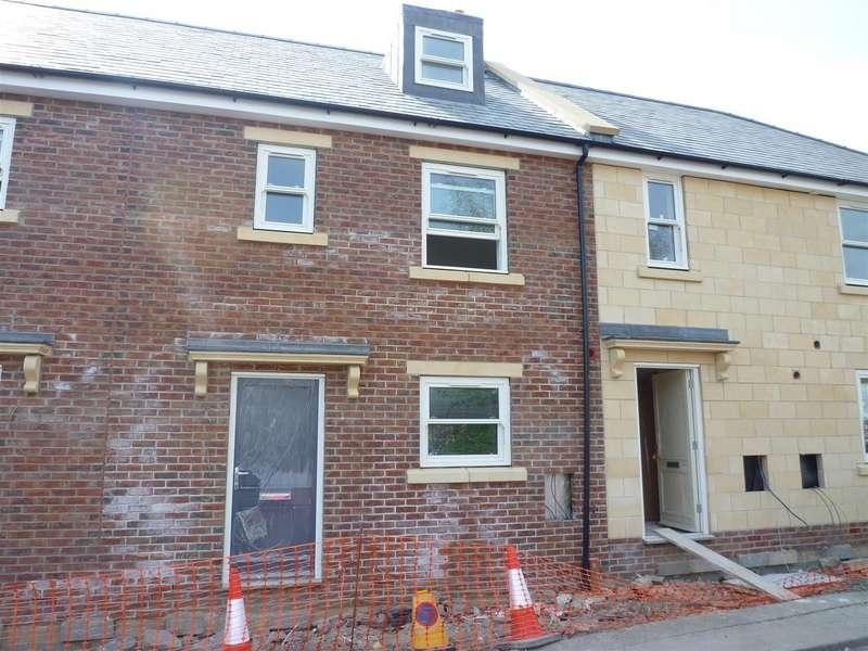 3 Bedrooms Terraced House for sale in Adcroft Mews, Trowbridge
