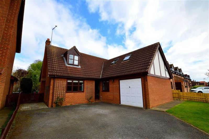 3 Bedrooms Property for sale in Hymers Close, Brandesburton, East Yorkshire