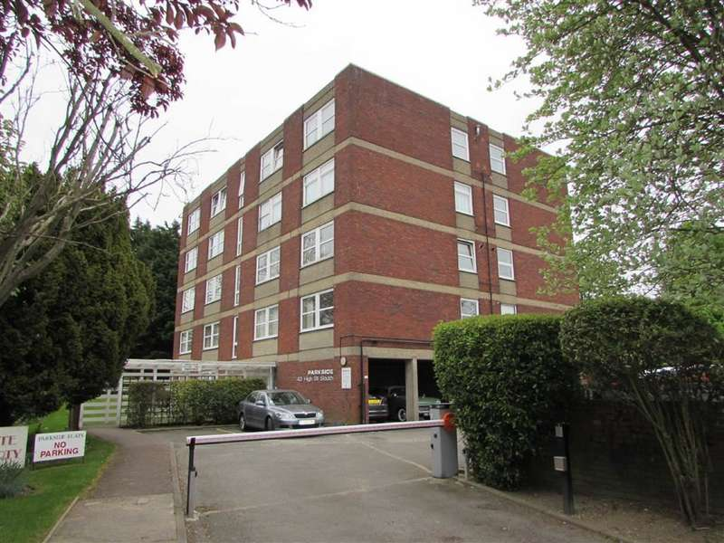 2 Bedrooms Property for sale in Parkside Flats, High Street South, Dunstable, Bedfordshire, LU6