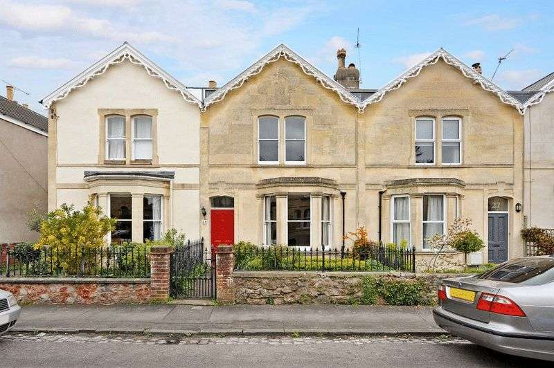 3 Bedrooms Terraced House for sale in Royal Albert Road, Bristol