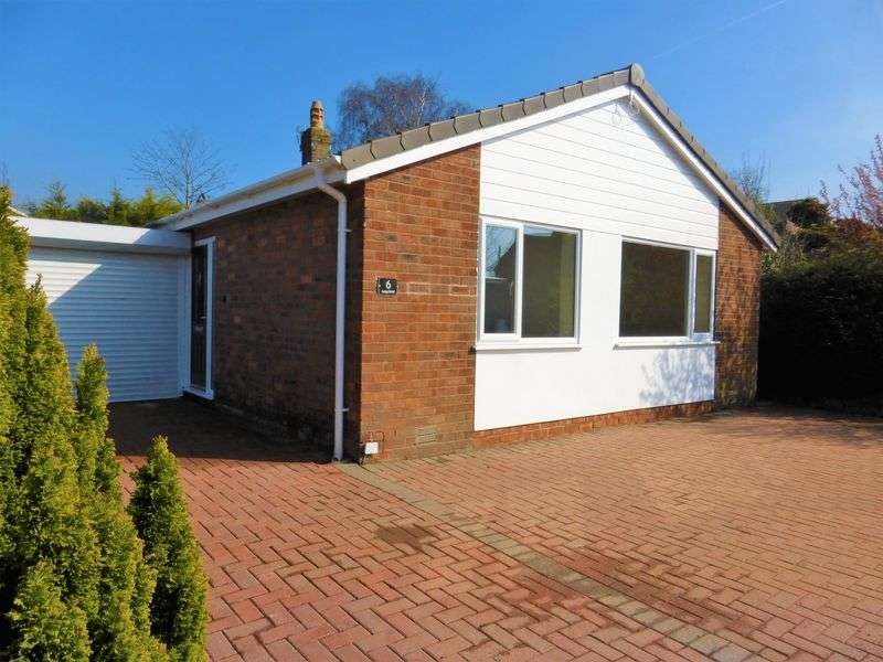 2 Bedrooms Detached Bungalow for sale in Longcroft, Longton, Preston