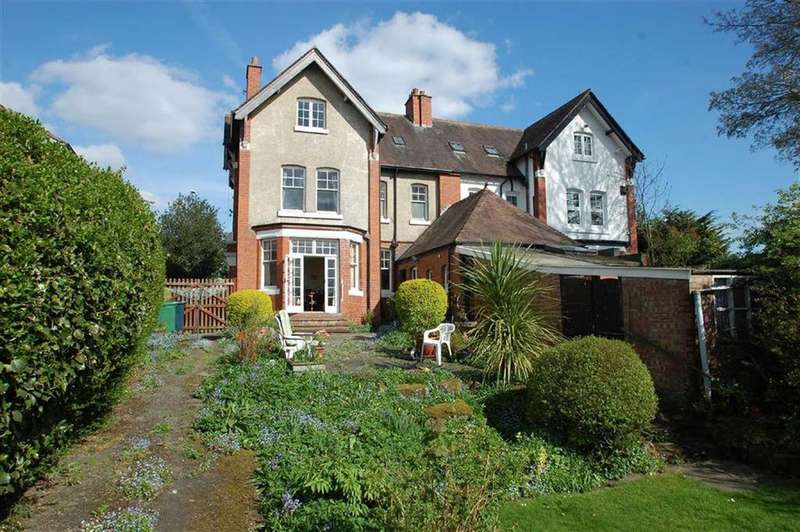 6 Bedrooms Semi Detached House for sale in Ellesmere Road, Shrewsbury