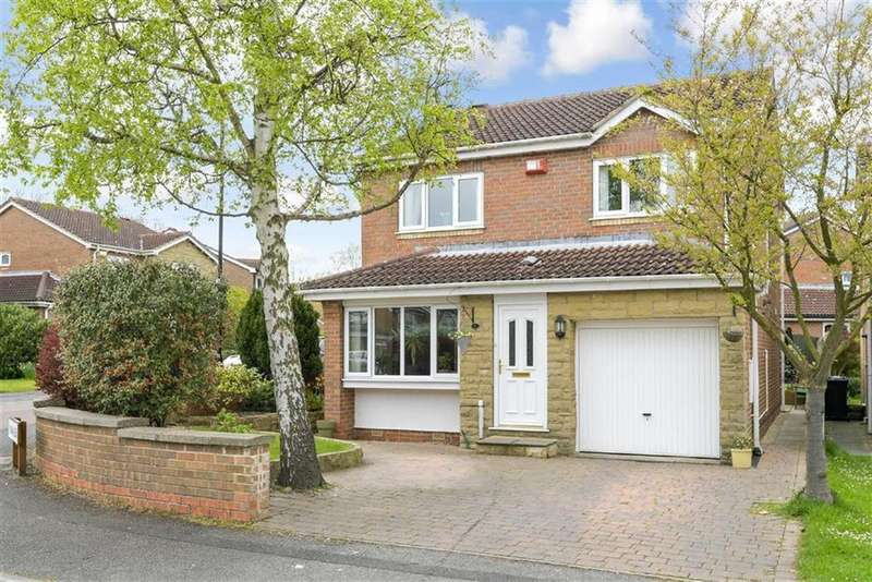 4 Bedrooms Detached House for sale in Rowanlea, Harrogate, North Yorkshire