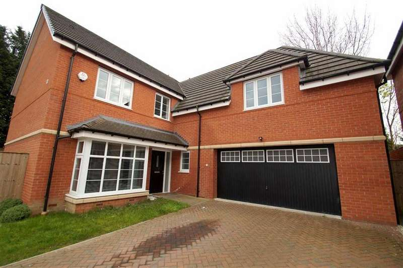 5 Bedrooms Detached House for sale in Rosebank Close, Shadwell, LS17