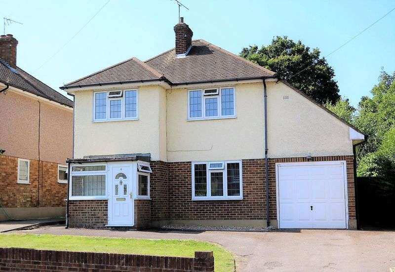3 Bedrooms Detached House for sale in Woodway, Shenfield