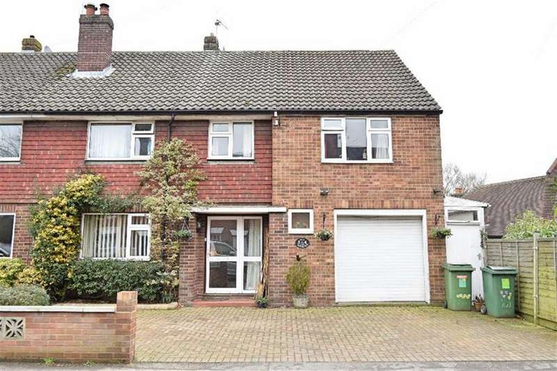5 Bedrooms Semi Detached House for sale in Chevening Road, Chipstead, TN13
