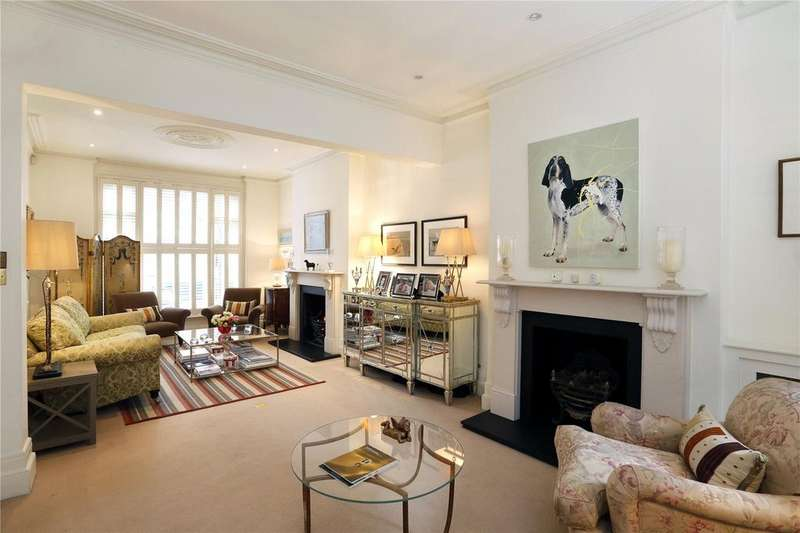 6 Bedrooms Terraced House for sale in Quarrendon Street, Fulham, London, SW6